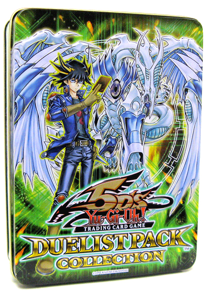 2009 Duelist Pack Collection Green Tin