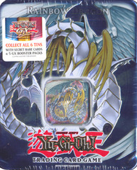 Yu-Gi-Oh 2007 Rainbow Dragon Collector's Tin