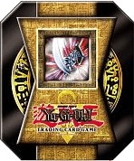 Blade Knight 2004 Collectors Tin with 5 Packs and CTI EN002 Card