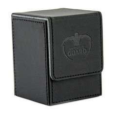 Ultimate Guard Flip Deck Case Xenoskin 100+ - Black