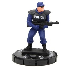Code: Blue Officer (005)