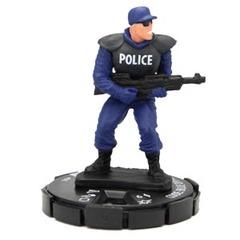 Code: Blue Officer