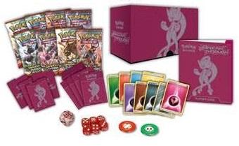 XY BREAKThrough Elite Trainer Box - Mewtwo Y