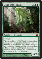 Liege of the Tangle (SOM)