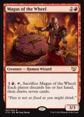 Magus of the Wheel on Channel Fireball