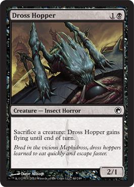 Dross Hopper
