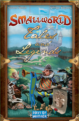 Small World: Tales and Legends (In Store Sales Only)