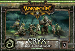 Cryx - Battlegroup (WarMachine)