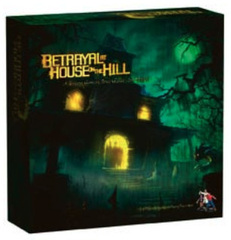 Betrayal at House on the Hill © 2010 Avalon Hill