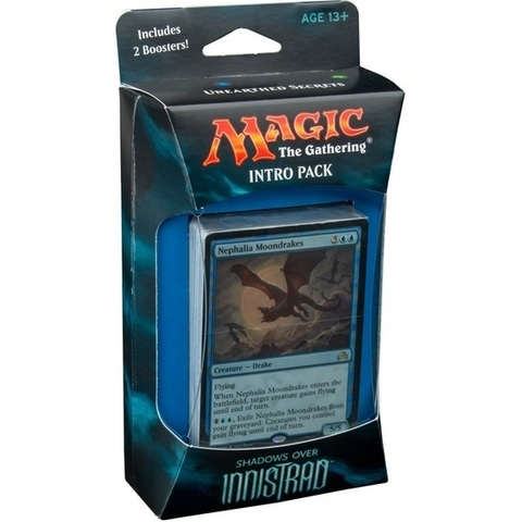 Shadows over Innistrad Intro Pack - Unearthed Secrets