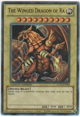 The Winged Dragon of Ra - LC01-EN003 - Ultra Rare - Limited Edition on Channel Fireball