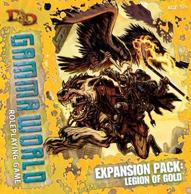 Gamma World Expansion Kit: Legion of Gold D&D 4.0