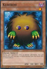 Kuriboh - YGLD-ENC23 - Common - 1st Edition