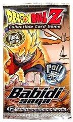 Babidi Saga Booster Pack