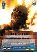 Spreading War, Colossal Titan - AOT/S35-PE02 - PR