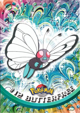 Butterfree - 12