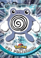 Poliwhirl - 61