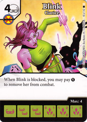 Blink - Clarice (Die & Card Combo)