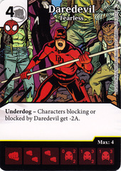 Daredevil - Fearless (Card Only)