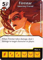 Firestar - Amazing Friend (Card Only)