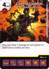 Green Goblin - Goblin Legacy (Card Only)