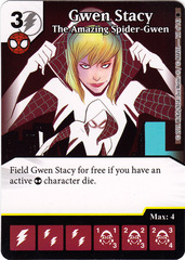 Gwen Stacy - The Amazing Spider-Gwen (Card Only)