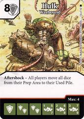 Hulk - Warbound (Die & Card Combo)