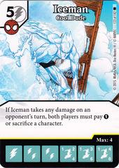 Iceman - Cool Dude (Die & Card Combo)