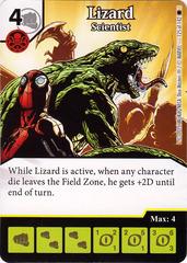 Lizard - Scientist (Card Only)