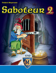 Saboteur 2 (Mayfair Games)