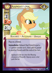 Applejack's Hat - 102