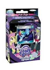 My Little Pony: High Magic Chaos is Magic Theme Deck (Rainbow Dash)