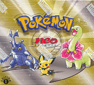 Pokemon Neo Genesis 1st Edition Booster Box