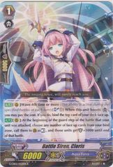 Battle Siren, Cloris - G-CB02/022EN - R on Channel Fireball