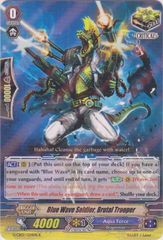 Blue Wave Soldier, Brutal Trooper - G-CB02/024EN - R on Channel Fireball