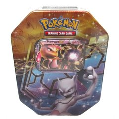 Mewtwo-EX Legendary Collector's Tin