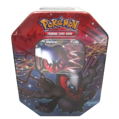 2012 Darkrai EX Tin