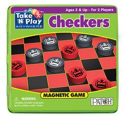 Take 'N' Play Anywhere Checkers