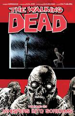 Walking Dead Tp Vol 23 Whispers Into Screams (Feb150545)