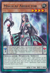 Magical Abductor - CORE-EN041 - Rare - Unlimited Edition