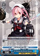 5th Shiratsuyu-class Destroyer, Harusame - KC/S31-E089 - C