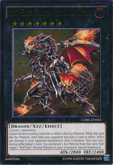 Red-Eyes Flare Metal Dragon - CORE-EN054 - Ultimate Rare - Unlimited Edition