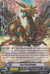 Lost City Dragon - G-BT05/095EN - C