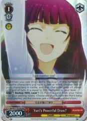 Yuri's Powerful Draw? - AB/W31-TE23R - RRR