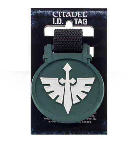 Citadel I.D. Tag - Dark Angels
