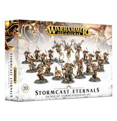 Age of Sigmar Expansion: Stormcast Eternals