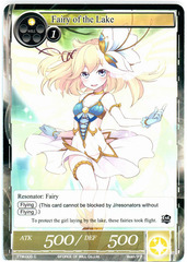 Fairy of the Lake - TTW-005 - C - 1st Edition