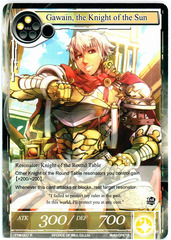 Gawain, the Knight of the Sun - TTW-007 - R - 1st Edition