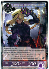 Jeanne d'Arc, Shadow Princess of Purity - TTW-084 - R - 1st Edition