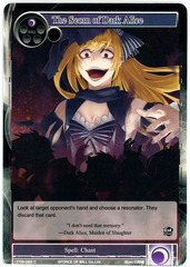 The Scorn of Dark Alice - TTW-089 - C - 1st Edition